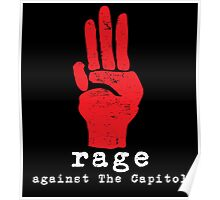 Rage Against The Capitol Poster
