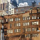 Manhattan Grunge by Harry Oldmeadow