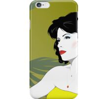 Patricia iPhone Case/Skin