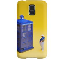 If I could turn back time! Samsung Galaxy Case/Skin