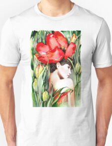 """The Tulip""  T-Shirt"