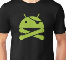 Android Pirate Unisex T-Shirt