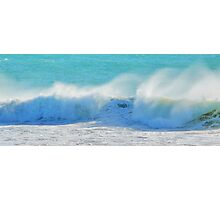 sky water... Photographic Print