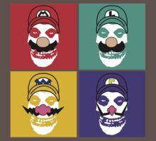 N. Misfit 4 (b) One Piece - Short Sleeve