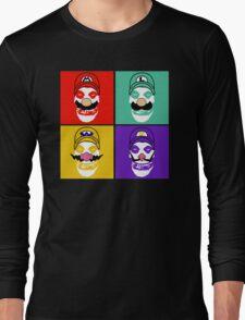 N. Misfit 4 (b) Long Sleeve T-Shirt