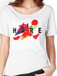 Hare Jordan Women's Relaxed Fit T-Shirt
