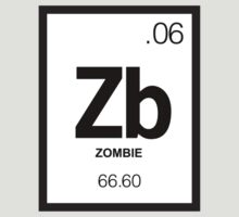 Periodic Zombie by dtkindling