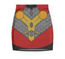 My Hammering Heart Mini Skirt