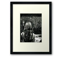 Who Is The Fairest Framed Print