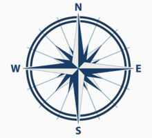 wind compass Kids Clothes