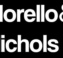 Orange Is The New Black - Morello & Nichols by chuckshurley