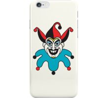 Clean Joker Card iPhone Case/Skin