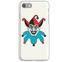 Clean Joker Card iPhone Case/Skin