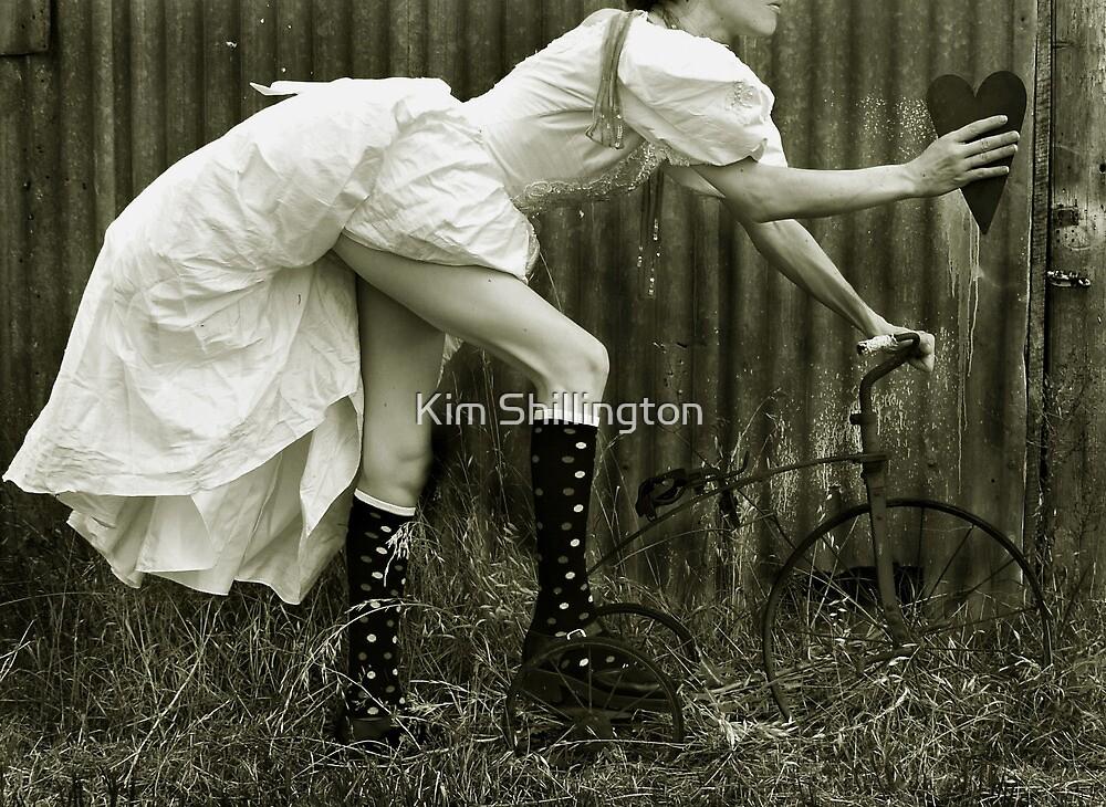 My Sunday Serenade by Kim Shillington
