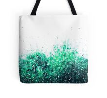 Rain Tree Splatters (Full) Tote Bag
