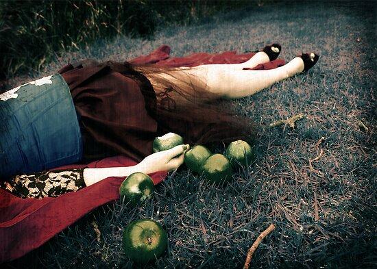 Poison Apples by Kim Shillington