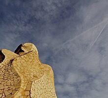 Sky above the Pedreira by Resito