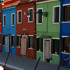 Colours of Burano by CreativeUrge