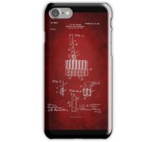 Soldier Field Equipment Patent 1901 iPhone Case/Skin