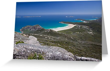 Tidal River and Norman Bay by Will Hore-Lacy