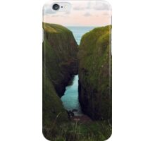 North Sea, Cruden Bay 2 - North East coast of Aberdeenshire, Scotland iPhone Case/Skin