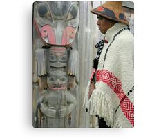 Hereditary Chief Canvas Print