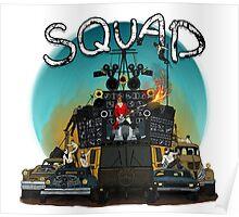 Immortan Joe's Squad Poster