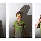 triptych by Hugh McDonnell