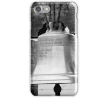 Memory Bell Tribute For 9/11 Victims iPhone Case/Skin
