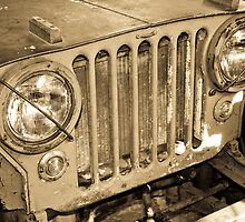 My Old Friend Willys by ReneR