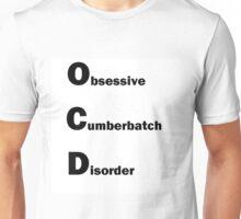 OCD for Sherlock Unisex T-Shirt