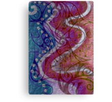 Chaotic Order Canvas Print