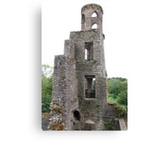 Blarney Castle Tower Canvas Print