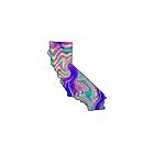 CA Holographic by trendystickers
