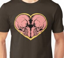Valentines Day of the Dead Unisex T-Shirt