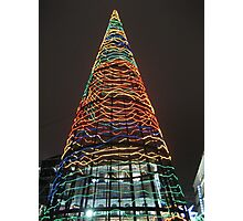New Year's in Barcelona Photographic Print