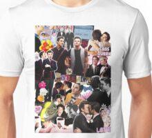 Klaine Collage Unisex T-Shirt