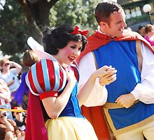 Snow White by Elizabeth  Hubbard