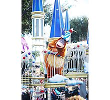 Parade Nap Photographic Print