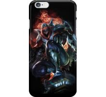 "Zed - ""The Master of Shadows"" iPhone Case/Skin"