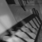 Stairing At Shadows by Casey Voss
