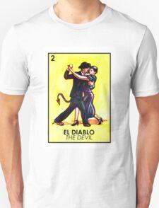 El Diablo - The Devil - Loteria Series  T-Shirt