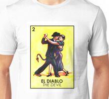 El Diablo - The Devil - Loteria Series  Unisex T-Shirt