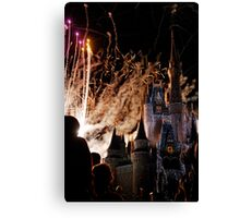 Grand Castle Canvas Print