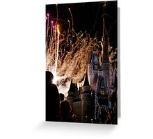 Grand Castle Greeting Card