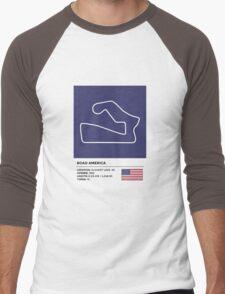 Road America - v2 Men's Baseball ¾ T-Shirt