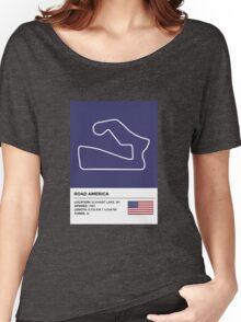 Road America - v2 Women's Relaxed Fit T-Shirt