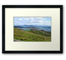 Ring of Kerry, Ireland Framed Print