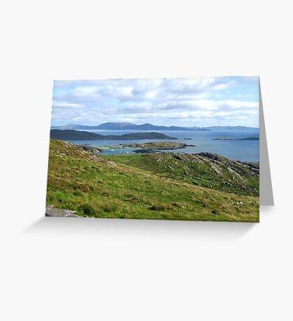 Ring of Kerry, Ireland Greeting Card