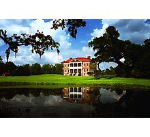 Drayton Hall, Charleston, SC Photographic Print